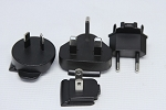 This is the overseas adapter kit for use with the Regular Profile and Low Profile Pedals only